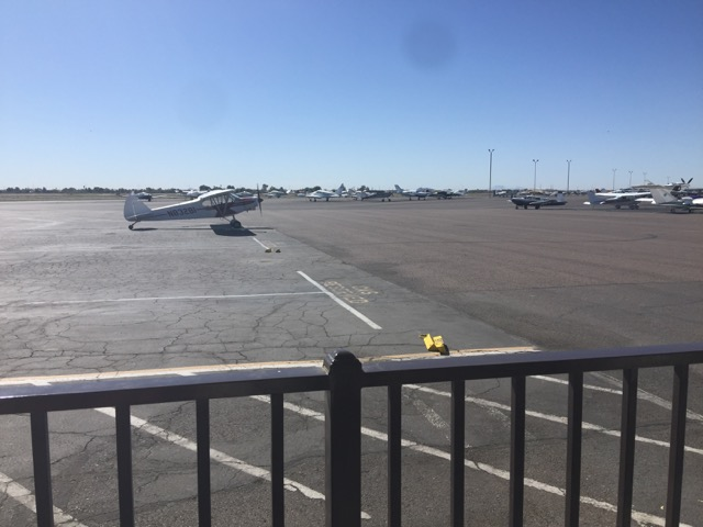 Chandler airport